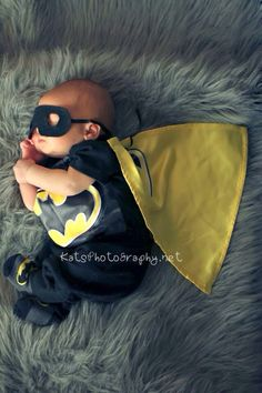 Bat baby.  So cute I could freakin' burst.