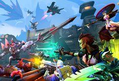 Battleborn: kilka słów o multiplayerze i beta testach