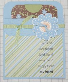Splitcoaststampers - Pocket Card Project Tutorial by Beate Johns