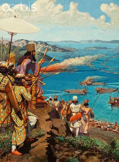 During the Century BC, the Persian Empire stretched from Iran to India. When the Ionian city-states in Turkey revolted, it began the Greco-Persian War BC) that changed history. Ancient Near East, Ancient Rome, Ancient Greece, Ancient History, Ancient Mesopotamia, Ancient Civilizations, Battle Of Salamis, Perse Antique, Greco Persian Wars