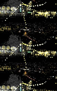 Vallila City Lights