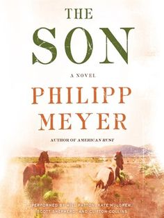 Will Patton wins Best Voice of 2013 for The Son by Philipp Meyer.