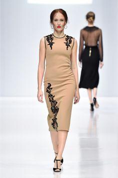 Anastasiya Kuchugova  #VogueRussia #readytowear #rtw #springsummer2018 #AnastasiyaKuchugova #VogueCollections