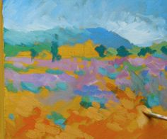 A step-by-step Impressionist Acrylic Painting - Part 2 In this painterly, impressionistic landscape series, I am posting a weekly video on my YouTube channel so that you can follow along at home. I...