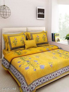 Bedsheets Eva Stylish Cotton Bedsheets  Fabric: Pure Cotton No. Of Pillow Covers: 2 Thread Count: 180 Multipack: Pack Of 1 Sizes:  Queen (Length Size: 100 in Width Size: 90 in Pillow Length Size: 27 in Pillow Width Size: 17 in)  Work : Printed Country of Origin: India Sizes Available: Queen *Proof of Safe Delivery! Click to know on Safety Standards of Delivery Partners- https://ltl.sh/y_nZrAV3  Catalog Rating: ★4 (14880)  Catalog Name: Eva Stylish Pure Cotton 100x90 Double Bedsheets Vol 1 CatalogID_609445 C53-SC1101 Code: 873-4257288-
