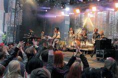 Urbaani puutarhajuhla Rotuaari Piknik Oulun keskustassa esittelee kotimaisia musiikkitaivaan tähtiä, joiden esiintymisen mahdollistaa timantinkova roudausporukka