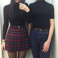 Resultado de imagen de faldas tumblrs y baratas de cuadros