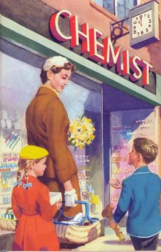 ladybird book illustrations - Google Search