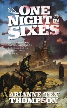 """""""Tex"""" Thompson: Five Things I Learned Writing One Night In Sixes"""