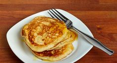 Real American Pancakes - Real American Pancakes (Recipe on N . - Real American Pancakes – Real American Pancakes (Recipe in Dutch) – - Chocolate Chip Pancakes, Banana Pancakes, Drop Scones Recipes, Cook American, Sin Gluten, How To Cook Pancakes, American Pancakes, Homemade Pancakes, Dairy Free Recipes