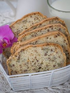 Lactose Free, Banana Bread, Food And Drink, Healthy Recipes, Cooking, Desserts, Diet, Glutenfree, Postres