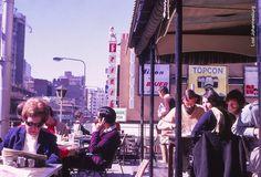 Florain Cafe, Kotze Street, Hillbrow
