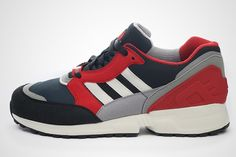 ADIDAS EQT RUNNING CUSHION 91 RUBIN RED
