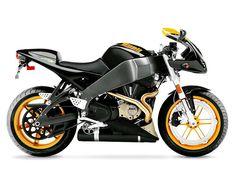 Buell Blast Plastics – Idea di immagine del motociclo