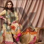 Firdous Fashion ( Winter Collection - 2012)