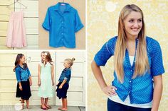 True to Form - Empire Waist Dresses & Chiffon Blouses for 64% Off! | Pick Your Plum