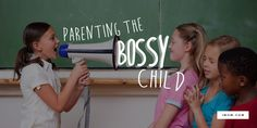 How do you help your bossy kids turn their bossiness into good leadership skills? Here are some great ways to start.