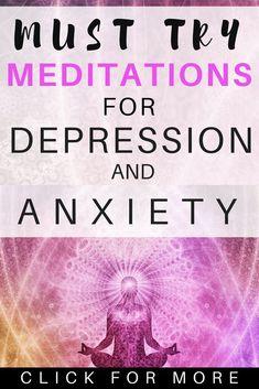Exercise For Beginners Meditation for Depression and Anxiety - Radical Transformation Project Easy guided meditations for beginners Meditation Mantra, Meditation For Health, Meditation For Beginners, Meditation Benefits, Meditation Techniques, Healing Meditation, Meditation Music, Mindfulness Meditation, Meditation Symbols