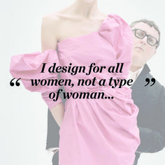 #TheStyleReport meets an icon of design - Alber Elbaz of Lanvin.
