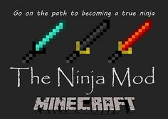 Minecraft mods download Ninja 1.6.2 – Minecraft Download For Free