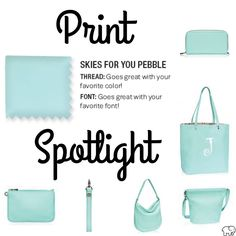 Print Spotlight for Spring/Summer 2017 Thirty-One - Skies For You Pebble #newcatalog #Carrie31Bags