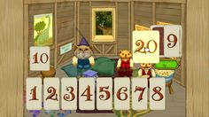 NumberShire 1 - a great Math game for grades K-2nd