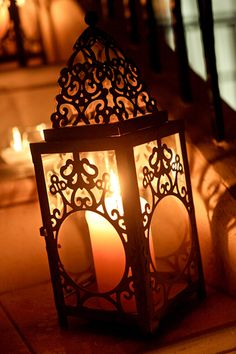 Warm glow. Lantern Lamp, Candle Lanterns, Candles, Fairy Lights, Tiny House, Glow, Table Lamp, Interior, Cosy