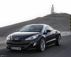 Peugeot RCZ Bilder