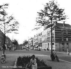 Rotterdam - Cleas de Vrieselaan.    1959