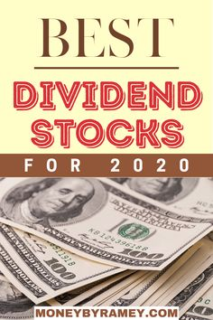 Financial Goals, Financial Planning, Finance Tips, Finance Blog, Money Saving Tips, Managing Money, Dividend Investing, Dividend Stocks, Thing 1