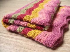 Baby blanket from http://www.beautiful-poulette.com