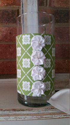 Candle holder, vase, centerpiece, home decor, accent piece, flowers, candles…