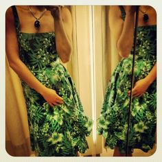 This dress remind me SJP in Sex and the City!#love #AllMyMoneyGoesToZara
