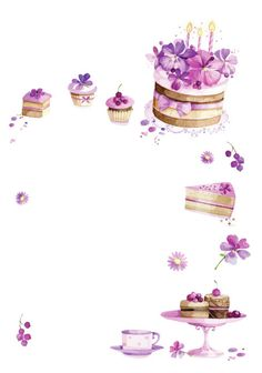 Our key principles are Fairness, Ability, Creativity, Trust and that's a F. Cake Wallpaper, Cupcake Logo, Cake Logo Design, Greeting Card Companies, Birthday Frames, Bakery Logo, Tea Art, Writing Paper, Birthday Wishes