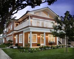 Southern CA home for an America's Cup skipper. John O'Brien and Flagg Coastal Homes.