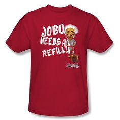 6b79e4d42 Jobu Needs A Refill T-shirt Major League Baseball Movie Men's Pedro Cerrano  Baseball Movies