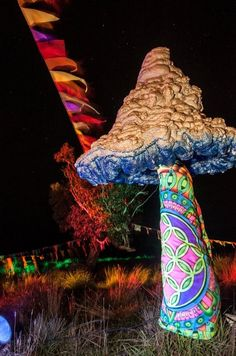 The Hippie Commune and of course the Magic Mushroom  :)