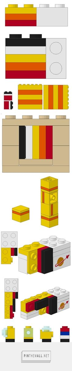 LEGOmetry | World of Bricks | Holger Matthes - created via https://pinthemall.net