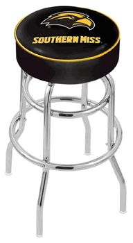 Southern Miss Bar Stool - click image to enlarge