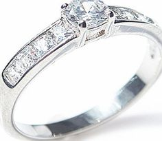 Ah! Jewellery MASSIVE BLOW OUT SALE! DEFINITE MUST HAVE! DO NOT MISS OUT! Ladies APPEALING Stainless Steel Princes VERY EYE CATCHING PIECE OF JEWELLERY! YOU DO NOT WANT TO MISS OUT ON THIS EXCELLENT RING USED FOR EVERY OCCASION POSSIBLE! FLAWLESS AND SPARKING SWAROVSKI ELEMENTS SHINING BRIGHT LIKE A DIAMOND. GRA http://www.comparestoreprices.co.uk/december-2016-week-1/ah!-jewellery-massive-blow-out-sale!-definite-must-have!-do-not-miss-out!-ladies-appealing-stainless-steel-princes.asp