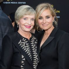 WATCH: Maureen McCormick and Florence Henderson Reunite for an Awesome 'Brady Bunch' Performance on 'Dancing With the Stars'