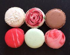 Valentines Macarons from La Bonbonniere de Sofie
