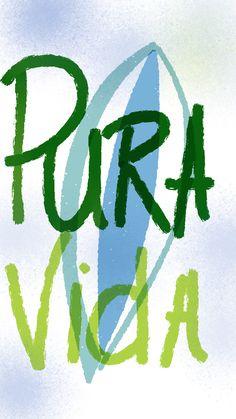 Pura vida #Costa Rica