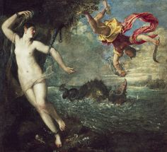 Titian, Perseus and Andromeda, 1554-56, London, Wallace Collection