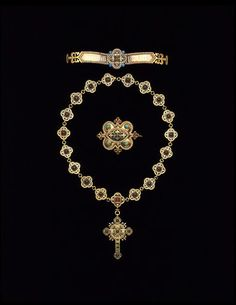 Necklace and cross | Pugin, Augustus Welby Northmore | V Search the Collections