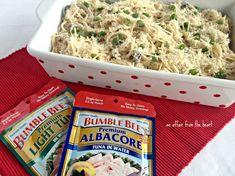 BumbleBee Tuna Spaghetti #BumblebeeB2S
