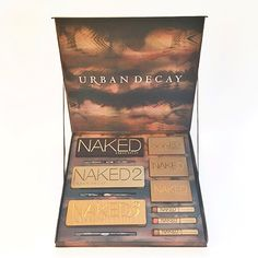 Urban Decay Launches the Naked Vault; We Die: Daily Beauty Reporter : You know Urban Decay's Naked Palette (and Naked 2, and Naked 3). You love Urban Decay's Naked Palette. So get ready to absolutely freak out about the newest launch from the brand's Naked line: The Naked Vault, which is...