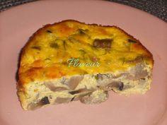 CIUPERCI GRATINATE - Flaveur Spanakopita, Quiche, Pie, Keto, Breakfast, Ethnic Recipes, Desserts, Food, Home