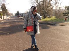 . Modeusement Vibe a fait son shopping #accessoires chez #babou : #sac 10€ #bandeau 3€ et #baskets 15€