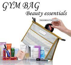 GYM BAG - BEAUTY ESSENTIALS